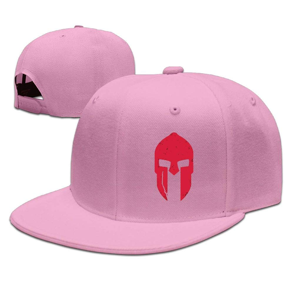 c2febe534 Spartan Baseball Cap Flat Bill Hat Snapback Hats at Amazon Men's ...