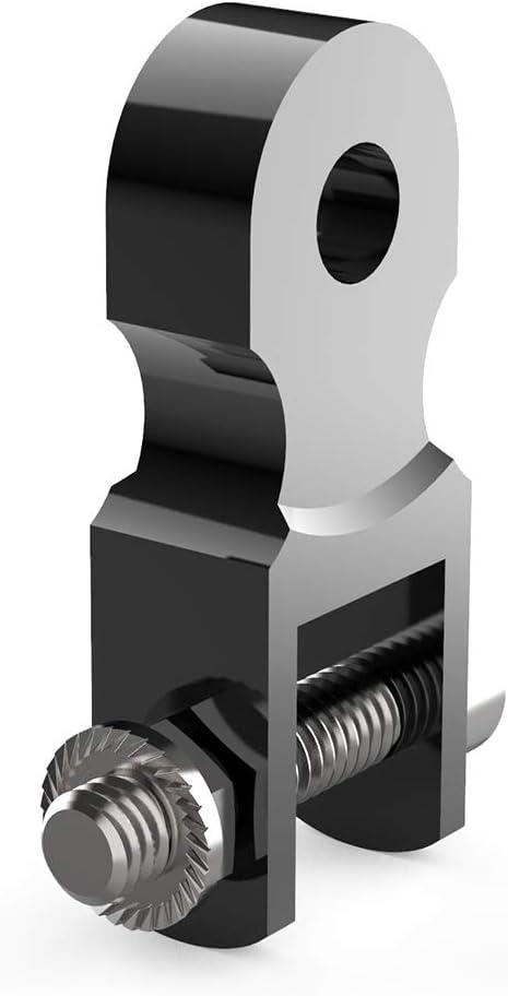KKmoon Amortiguador Moto Altura Extensi/ón Amortiguador Choque Extender Riser Amortiguador Elevador Pedal El/éctrico Kit