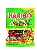 Haribo Twin Cherries Gummies 12 Pack Case of 5oz Bags