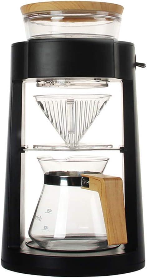 Automático Baja filtracion Una pieza Maquina de cafe Casa Girar ...