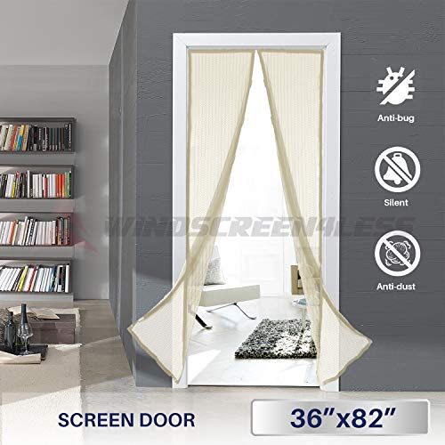 (Windscreen4less Magnetic Screen Door-36