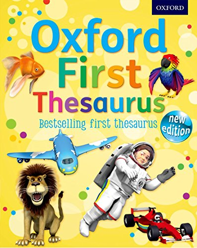 Oxford First Thesaurus - Oxford First