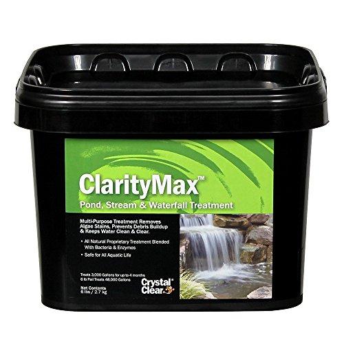 - CrystalClear ClarityMax, 6 lb