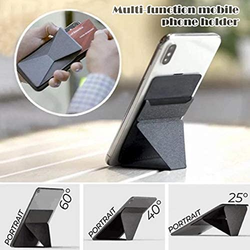 AEVEN☆ Phone Holder - Micro Wallet Invisible Foldaway Phone Stand ...