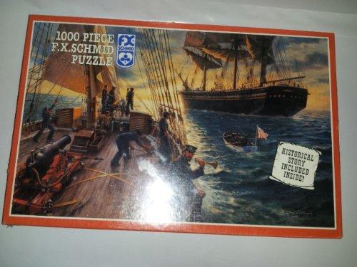 F.x. Schmid Schmid Schmid 1000 Pc Inspection of a Merchant Ship Puzzle by FX Schmid d46d2e