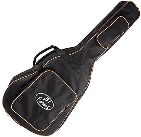 Funda de Guitarra Española JMFOREST C4/4: Amazon.es: Instrumentos ...