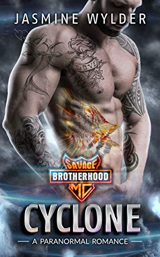 - Cyclone: A Paranormal Romance (Savage Brotherhood MC Book 7)