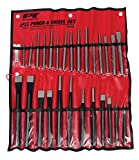 Performance Tool W754 Punch and Chisel Set with