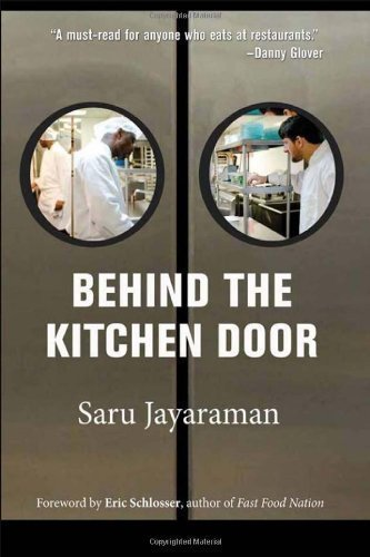 Behind the Kitchen Door by Jayaraman, Saru Published by Cornell University Press 1st (first) edition (2013) Hardcover