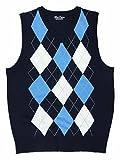 Blue Ocean Kids Argyle Sweater Vest-5-6