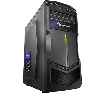 PCSpecialist Vortex Core Lite Gaming PC - AMD FX-4300: Amazon co uk