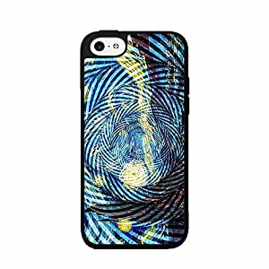 A Trippy Starry Night TPU RUBBER SILICONE Phone Case Back Cover iPhone 5c