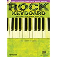 Rock keyboard clavier +cd: The Complete Guide with CD!