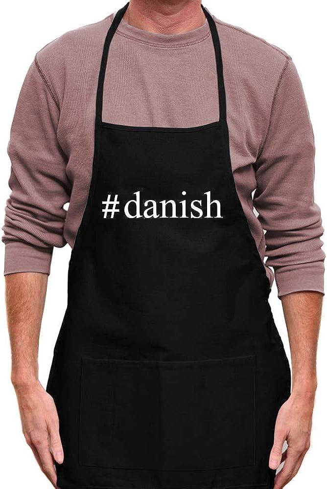 Teeburon Danish Hashtag Apron 24
