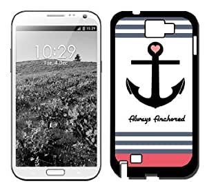 Always Anchored Coral Stripes Galaxy Note 3 Case Fits Samsung Galaxy ...