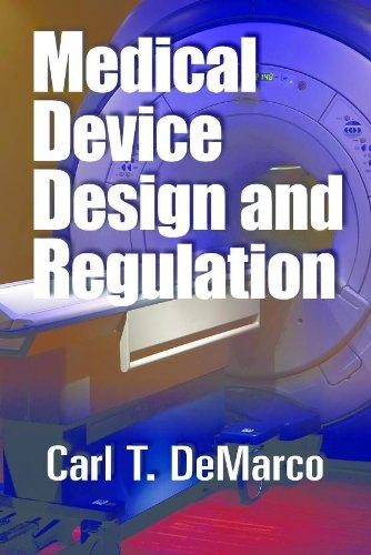 Medical Device Design and Regulation Pdf