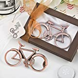 Vintage Bicycle Design Antique Copper Color Metal Bottle Opener (60) Review