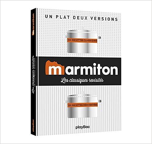 Téléchargement Marmiton - Les classiques revisités pdf, epub