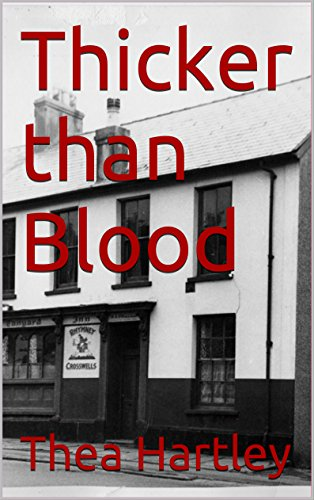 Book: Thicker than Blood by Thea Hartley