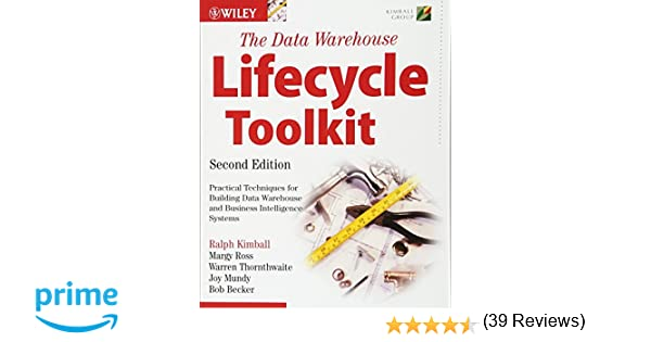 Amazon.com: The Data Warehouse Lifecycle Toolkit (9780470149775 ...