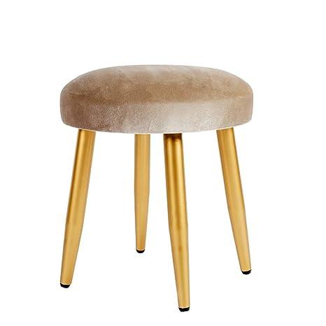 Tremendous Amazon Com Liyin Footstool 6 Colors Footstool Ottoman Machost Co Dining Chair Design Ideas Machostcouk