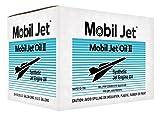 Mobil Jet Oil II - 24 Quart Case