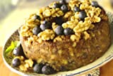 Very Berry Blueberry and Brandy Walnut Cakes