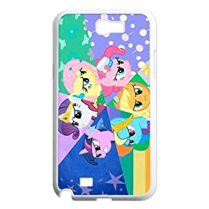 Custom My Little Pony Hard Back For Case Samsung Note 4 Cover NT618