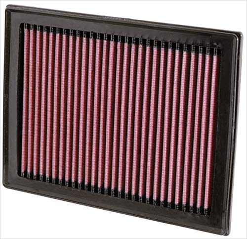 K&N 33-2409 High Performance Replacement Air Filter