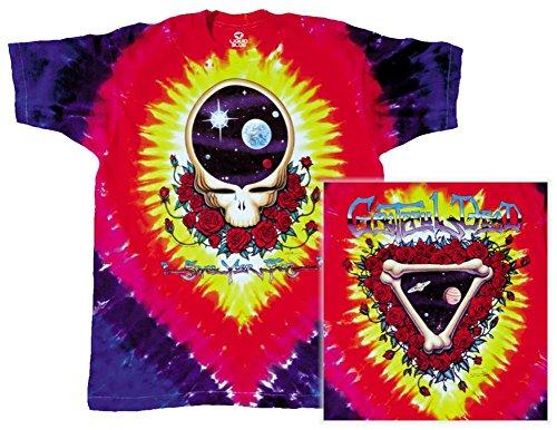 Grateful Dead - Space Your Face T-Shirt Size M]()