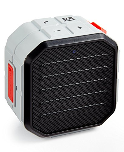 TKO Avalanche Cube Water-Resistant Bluetooth Speaker IP65