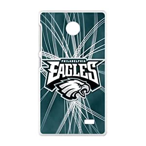 Pmiladelpmia Eagles New Style High Quality Comstom Protective case cover For Nokia Lumia X