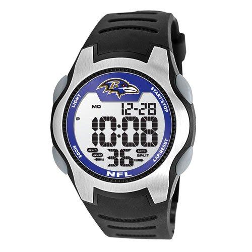Baltimore Ravens Fan Series Watch - Game Time Men's NFL-TRC-BAL