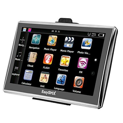 7-pouces-GPS-Auto-Cartes-graduit--vie-EasySMX-Ecran-Large-Tactile-128M-8GB-1500Mah-avec-Pre-loaded-Cartes-GPS-Europe-Graduit--Vie-avec-Mode-demploi-en-franais