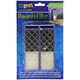 Discard-A- Filter, Disposable, 2-Pack
