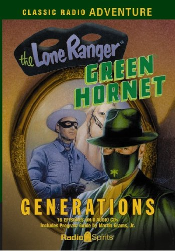 Lone Ranger Old Time Radio (Lone Ranger/Green Hornet (Old Time Radio))