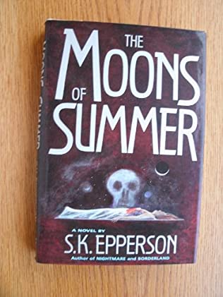 book cover of The Moons of Summer
