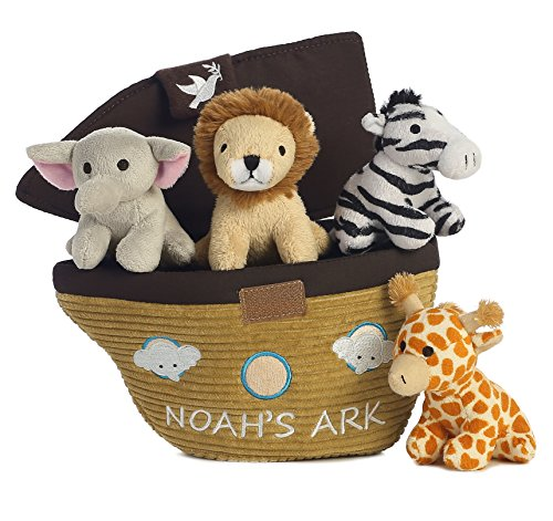 ebba Baby Talk Carrier, Noah's Ark Playset ()
