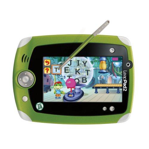LeapFrog LeapPad2 Explorer Kids' Learning Tablet, Green by LeapFrog (Image #5)