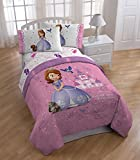 Sofia the First Sweet Princess Twin / Full Size Comforter
