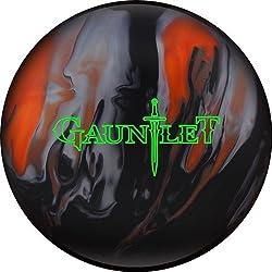 Hammer Gauntlet Bowling Ball- Orangeblacksilver (16lbs)