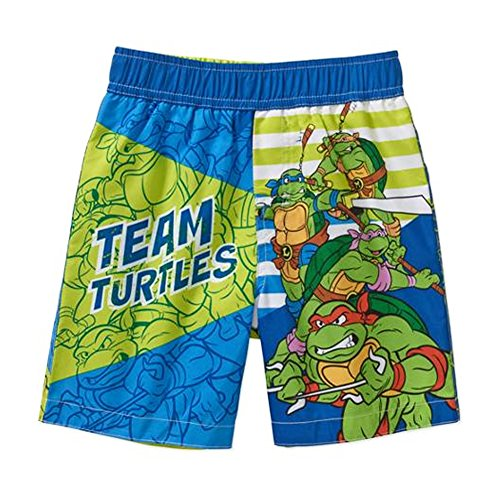 Teenage Mutant Ninja Turtles Swim Trunks Swimwear