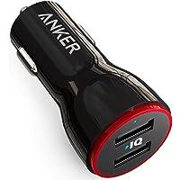 Carregador Veicular Anker PowerDrive, 2 portas USB, 24W de potência
