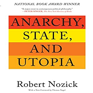 Anarchy, State, and Utopia Audiobook