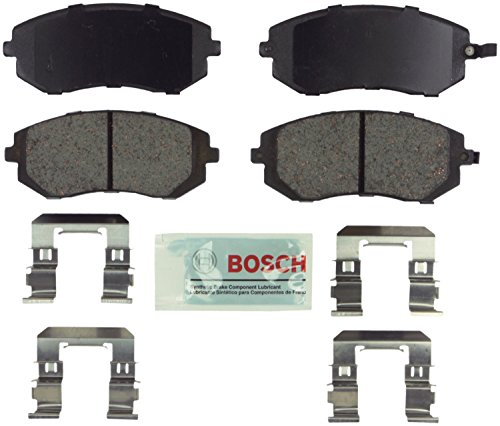 Bosch BE929H Blue Disc Brake Pad Set with Hardware