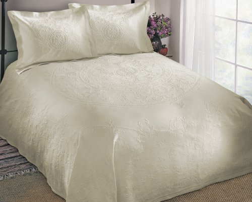 Cody Direct Oslo Full XL Bedspread, Linen