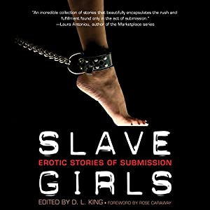 Slave Girls: Erotic Stories of Submission Audiobook