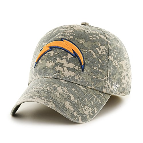 '47 NFL Officer Franchise Fitted Hat, Xx-Large, Digital Camo
