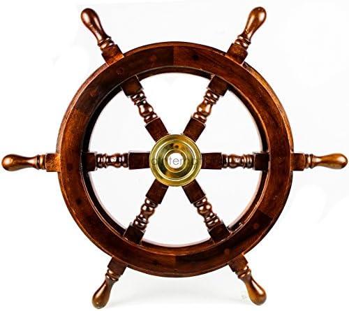 Nagina International Nautical Handcrafted Rosewood product image