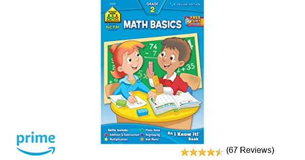 Math Basics Grade 2: Barbara Bando Irvin, Ph.D., Robin Boyer ...